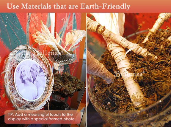 Earth-friendly materials