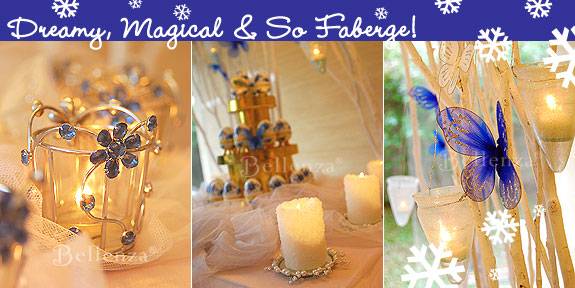 Dreamy winter details with crystals and candlelight border=