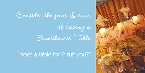 Sweet Heart's Table DIY