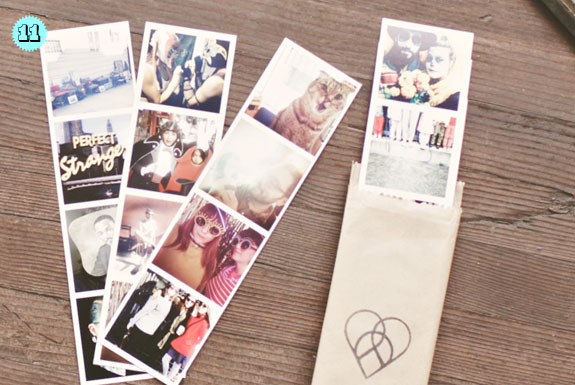 Save the date photostrips