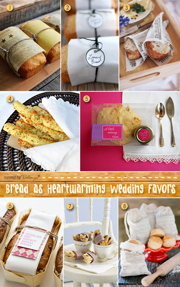 Bake up something special and warm for fall. Bread! Here are 8 unique, homemade ideas!
