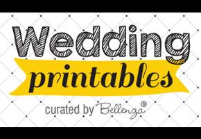 Ideas for wedding printables