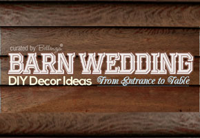 Barn wedding diy ideas for summer