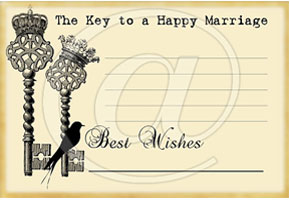 Keys to a happy marriage