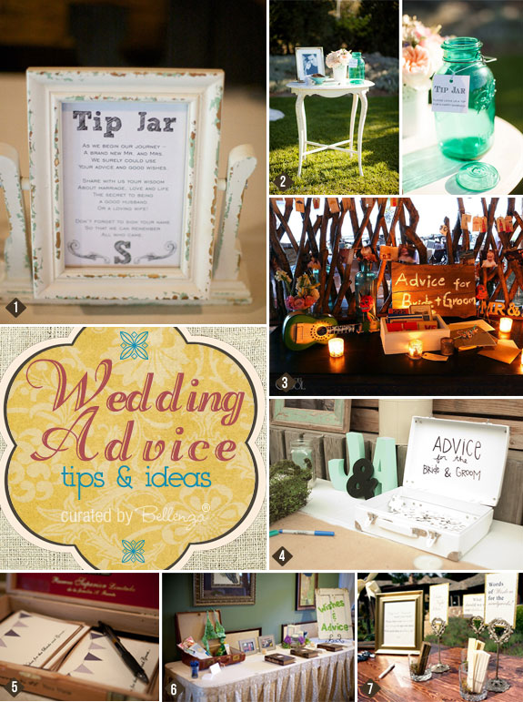 Wedding Advice Tables Lovely Display Ideas For Your Wedding Creative And Fun Wedding Ideas Made Simple