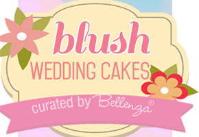 Blush Wedding Cake Ideas