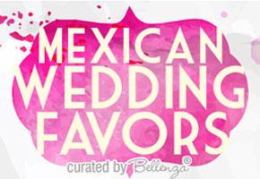 Mexican favor ideas