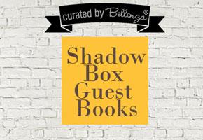 Alternative guest book ideas.