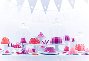 Jelloscape by Bompas and Parr