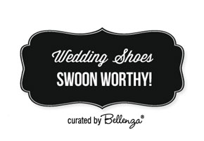 Wedding shoe finds - swoon worthy!
