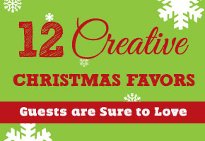 Creative Christmas Favors