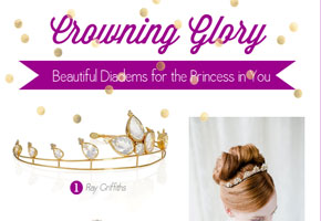 Beautiful Diadems for Your Inspiration