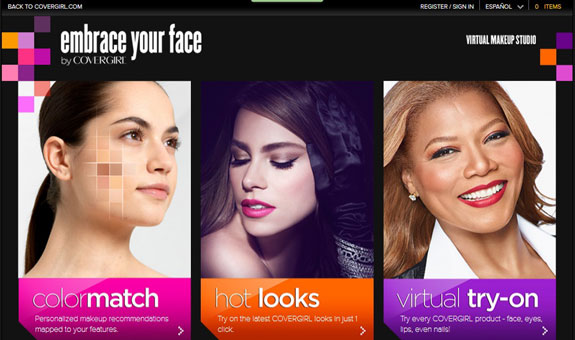 EMBRACE YOUR FACE by Covergirl