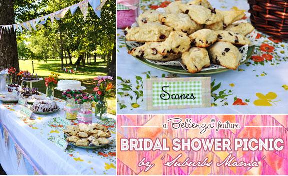 Picnic Bridal Shower Theme