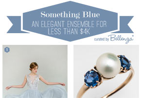 Blue ensemble 4k for summer brides
