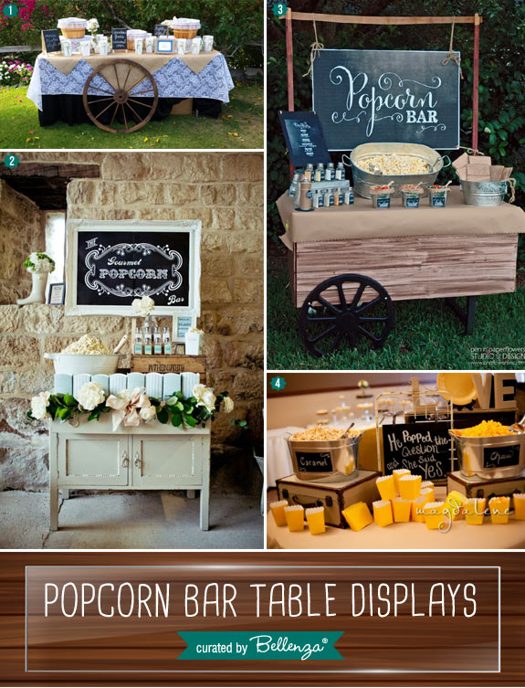 Popcorn wedding display tables.jpg