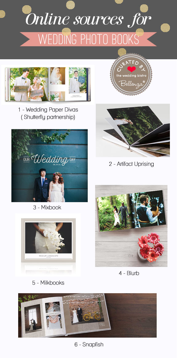 Photo book vendors