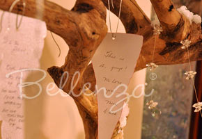 Themed Wedding Wish Trees by Bellenza