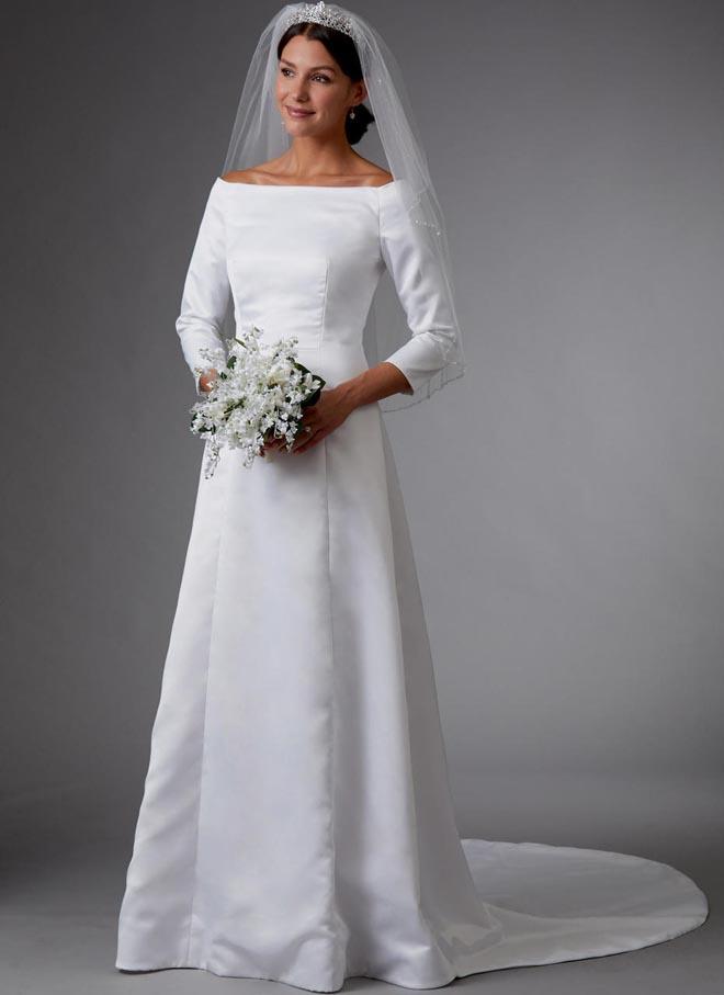 Misses' Dress (B6639)