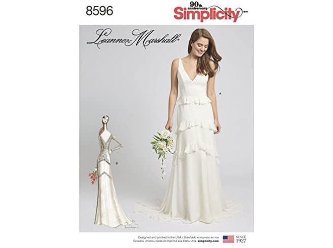 Misses by Leanne Marshall (S8596) - from Simplicity (via Amazon)