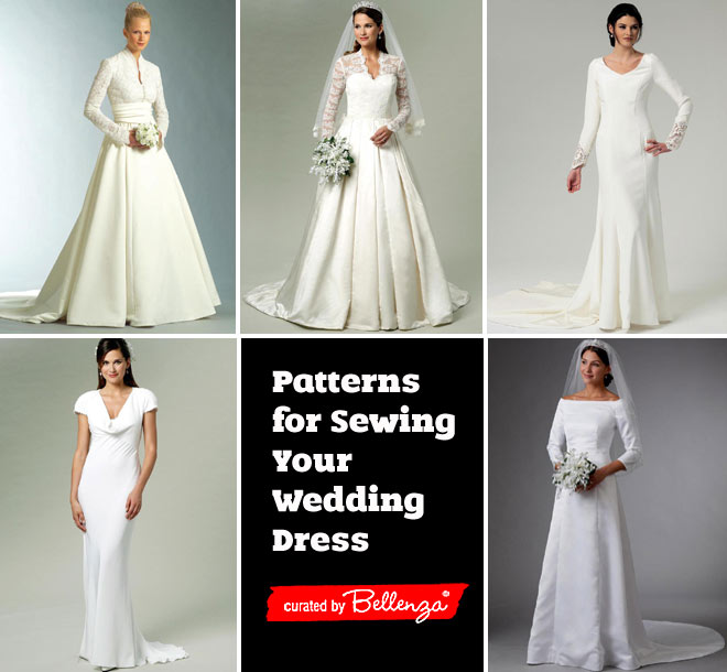 Sewing Your Wedding Dress:
