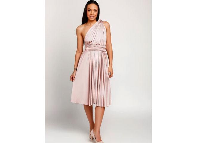 Dress via Brides Made Online