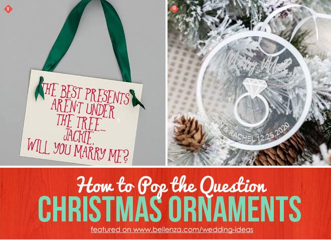 Christmas Marriage Proposal Ideas