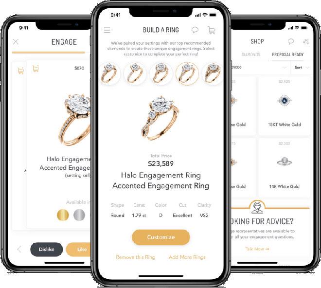 Engage Jeweler App