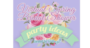 Virtual Spring Bridal Shower
