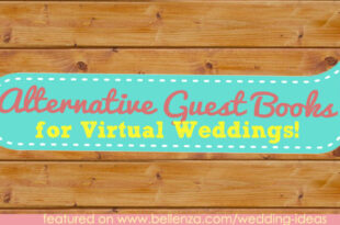 Digital and Virtual Options for Wedding Guest Books