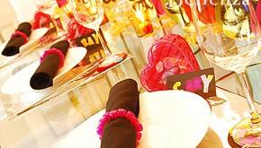 Bridal Shower Tablescape Themes