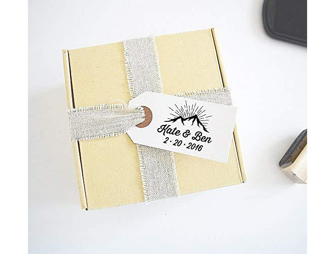 Mountain Lodge Woodland Style Stamper