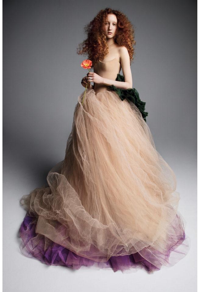 Anna dress | courtesy of Vera Wang