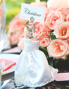 Parisian themed bridal shower favors