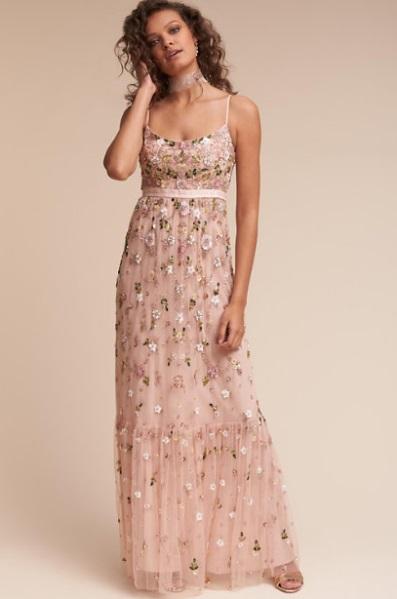 Kimya Maxi Dress from BHLDN