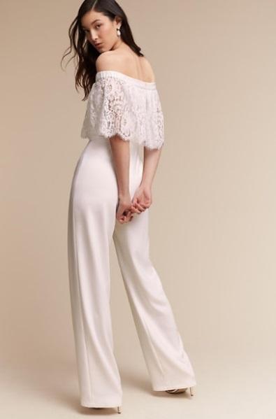 Mila Jumpsuit for Summer Beach Weddings