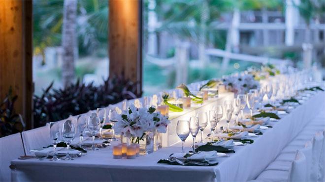 W Retreat Spa Hotel in Puerto-Rico Wedding