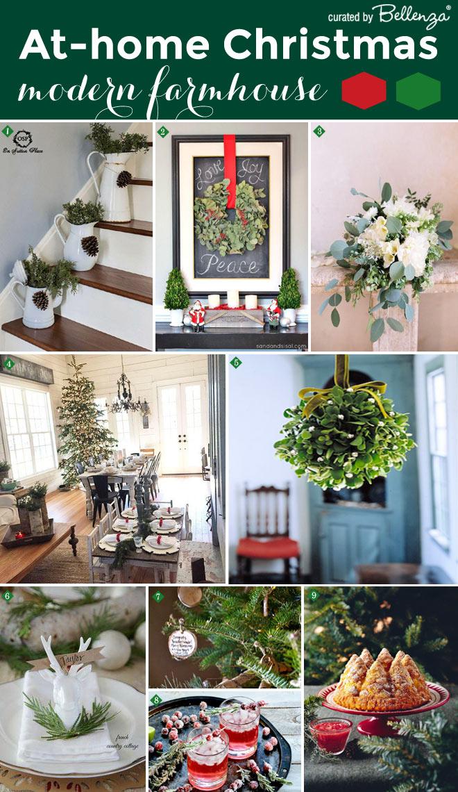 Style an At-Home Christmas Wedding with a Modern Farmhouse Feel