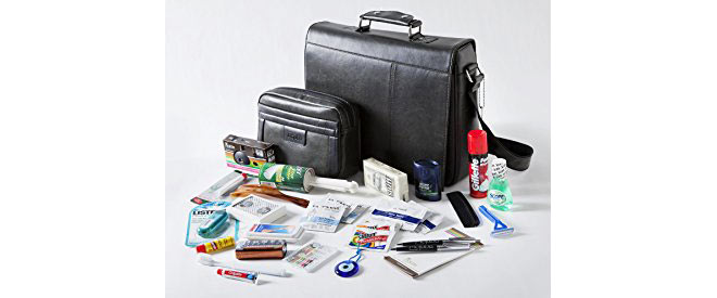 Attache case kit