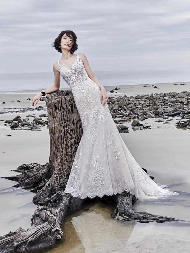 Avonte wedding dress | Maggie Sottero