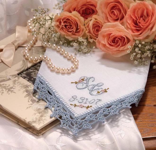 bridalhanky