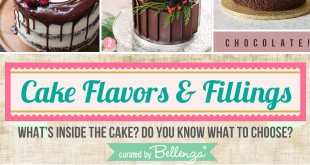 Tips for choosing wedding cake flavors and fillings