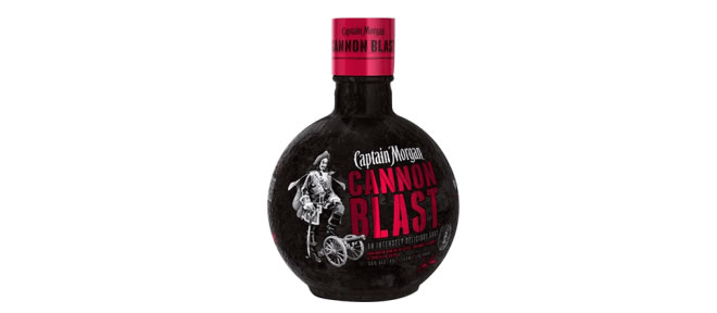 Captain Morgan Blast Rum