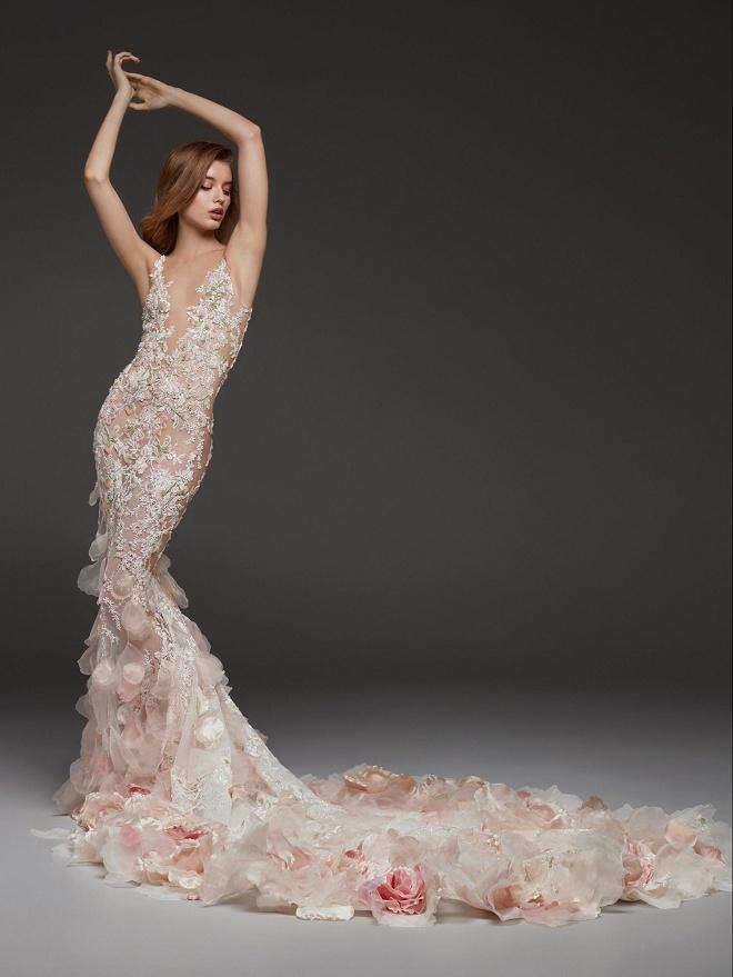 Carolina gown | Pronovias