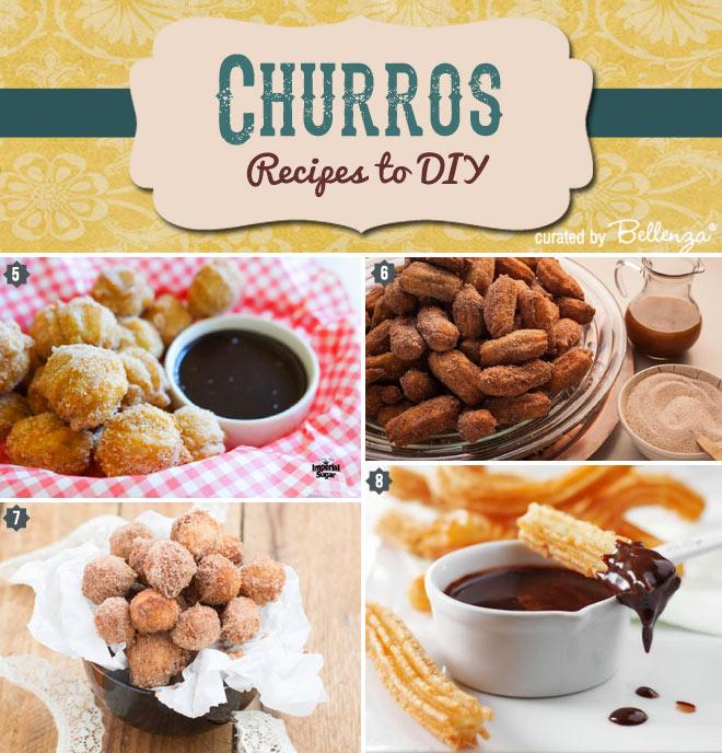 Churros recipes