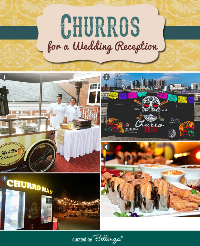 Churros vendors and caterers in the Los Angeles Area