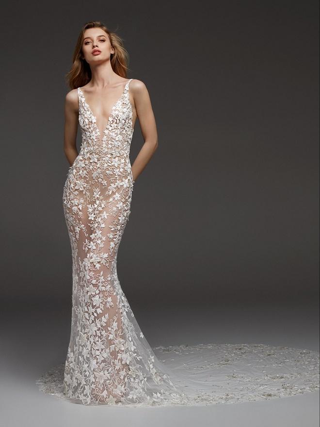 Coralie gown | Pronovias