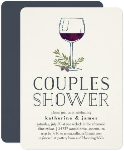 Couples invite