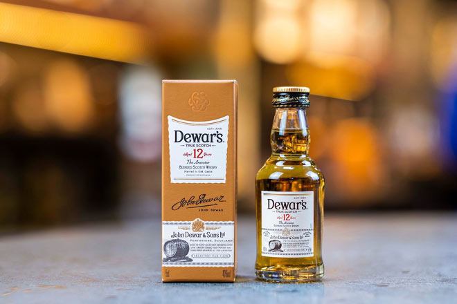 Dewar's Whiskey
