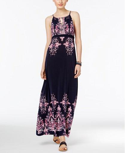 Empire Maxi Dress from Macy's